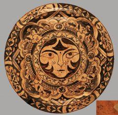 Pisa, ceramica.
