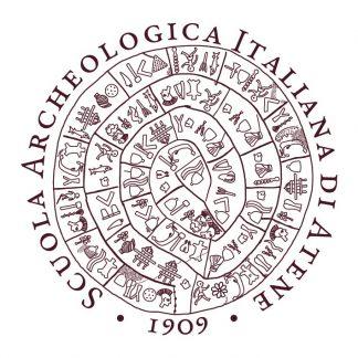 SAIA, Scuola Archeologica Italiana di Atene, logo.