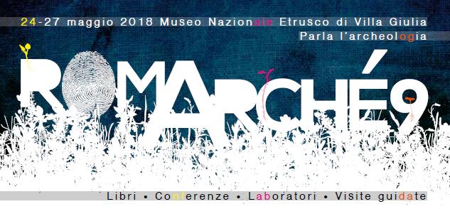 Romarché 9, 24-27 maggio 2018.
