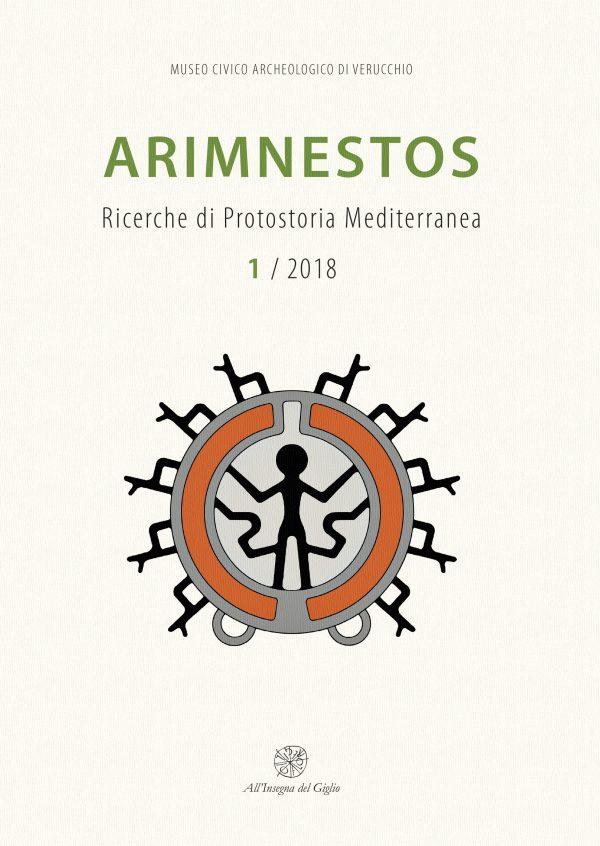 Arimnestos, copertina.