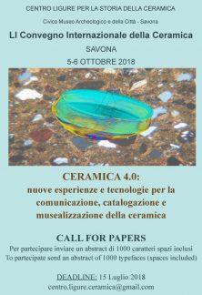 Convegno Internazionale della Ceramica, 51-2018