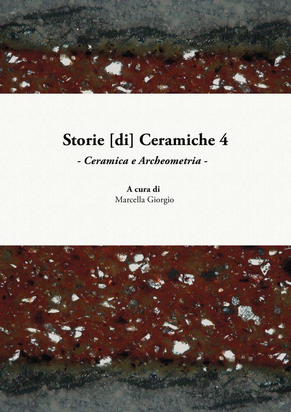 Storie [di] ceramiche 4. Ceramica e Archeometria