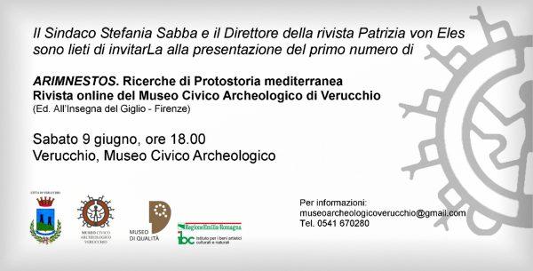 Verucchio, invito.