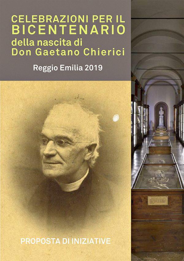 Don Gaetano Chierici a 200 anni dalla nascita