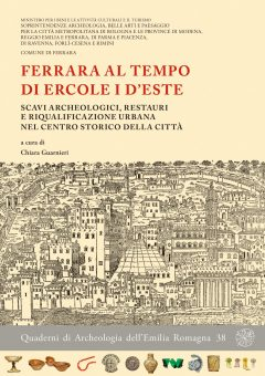 Ercole I di Ferrara. copertina.