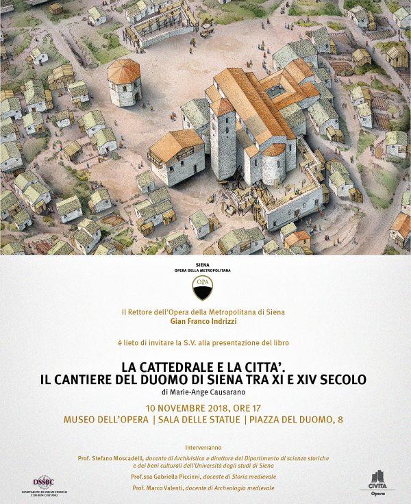 Presentazione: Il Cantiere delDuomo di Sienatra XI e XIVsecolo.