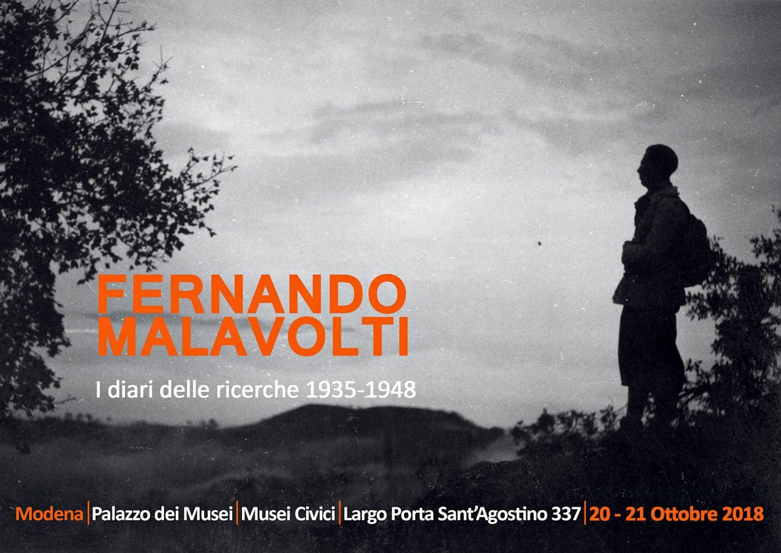 Fernando Malavolti invito.