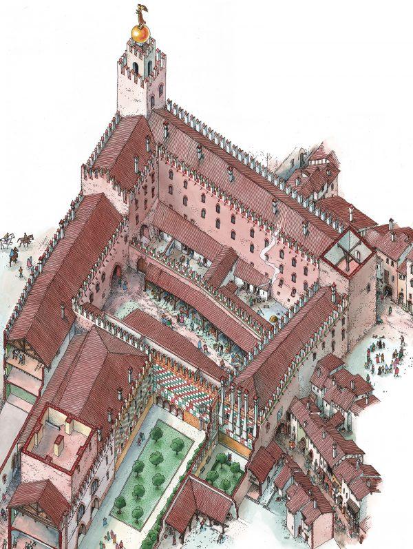 Ferrara, quarta di copertina