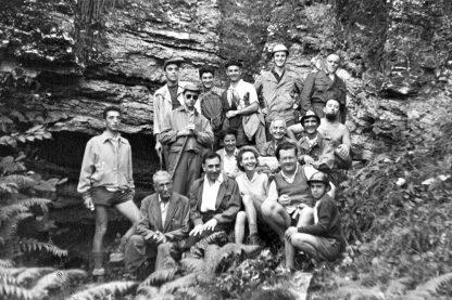 foto di gruppo cai modena