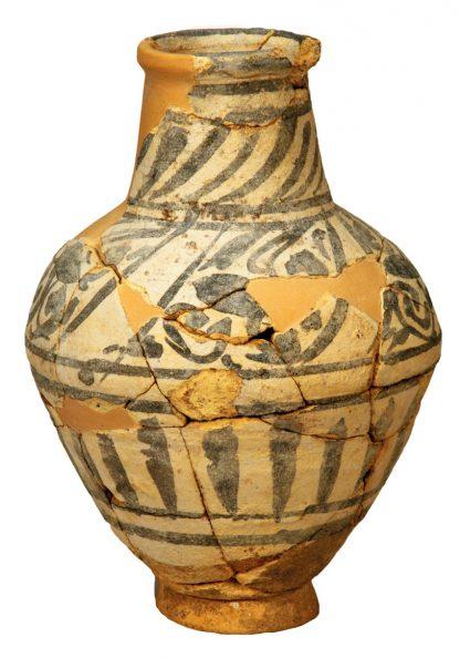 vaso in ceramica silico alcalina