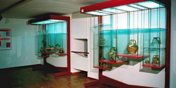 Museo Crecchio – una delle sale