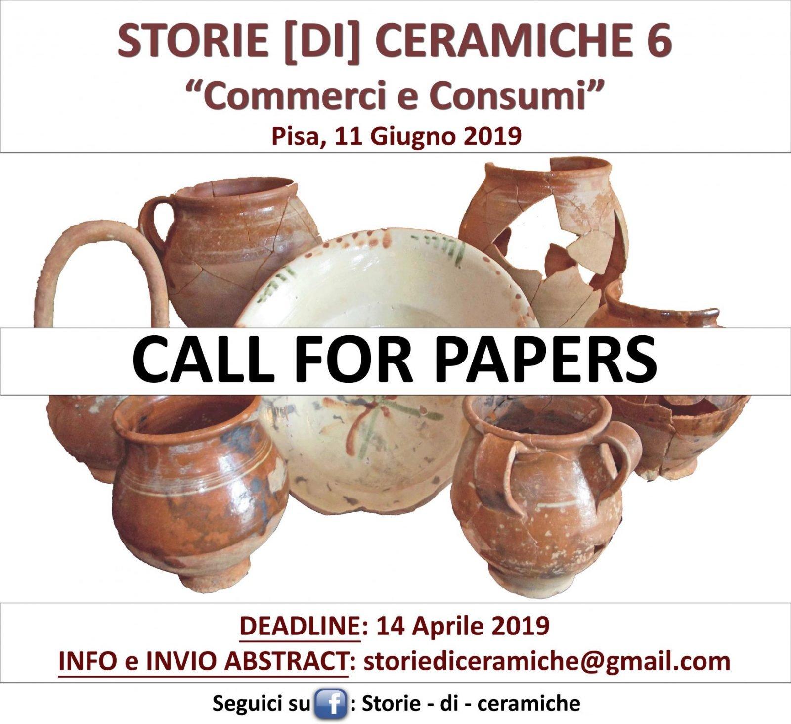 Storie (di) Ceramiche 6.