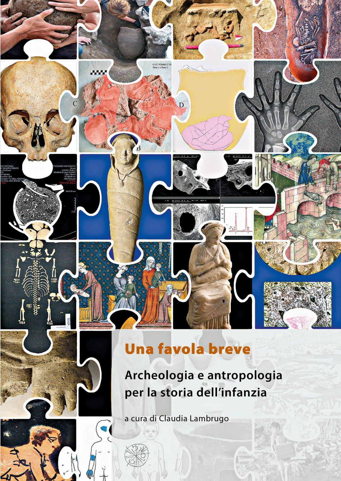 Una favola breve - Materia e Arte 4 - copertina