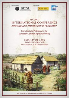 poster - congress- archaeology and history of peasantry.
