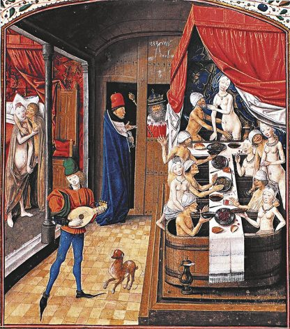 Pro maiore sanitate hominum civitatis…et borgorum