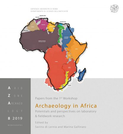 Archaeology in Africa - AZA 8 - copertina