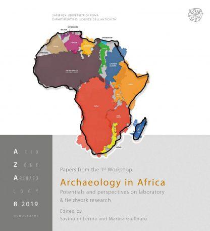 Archaeology in Africa - AZA 8 - copertina