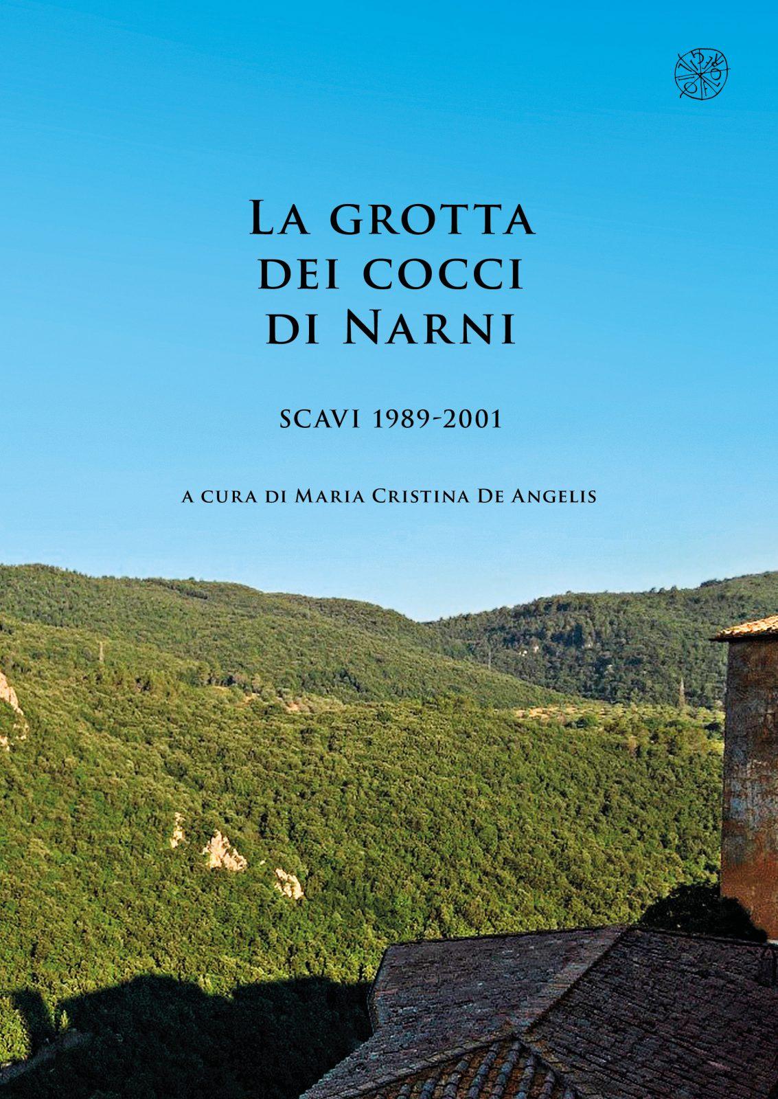 La grotta dei cocci di Narni - copertina