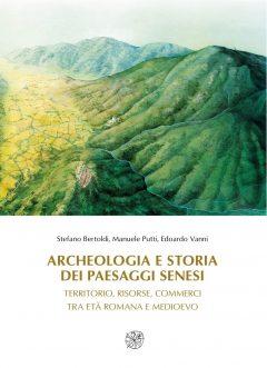 Archeologia e storia dei paesaggi senesi, copertina.