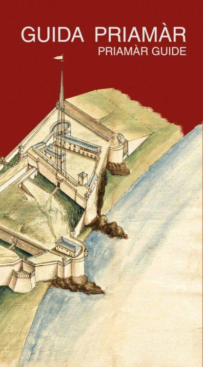 Guida Priamàr, copertina.