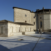 Il Forte Malatesta ad Ascoli Piceno che ospita il Museo dell'Alto Medioevo.