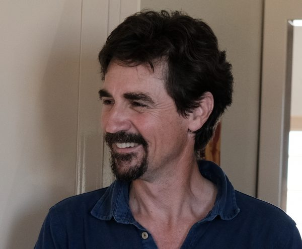 Il regista Edoardo Winsperare.