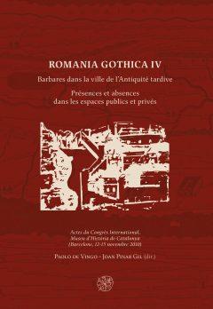 Romania gothica IV, copertina.