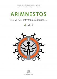 Arimnestos, 2, 2019, copertina.