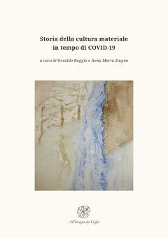 Storia della cultura materiale in tempo di COVID-19, copertina.
