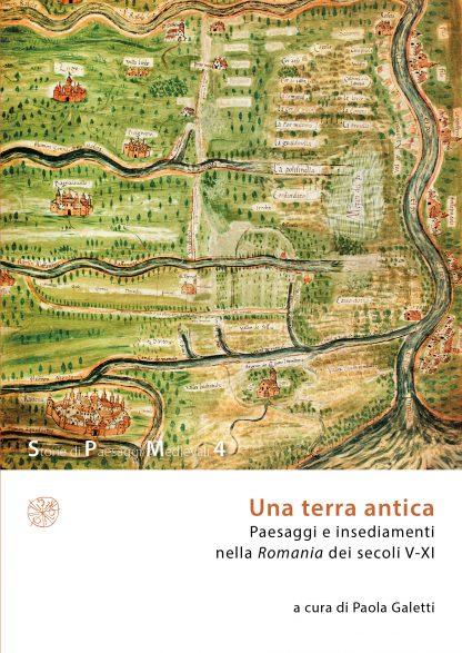 Una terra antica, copertina.