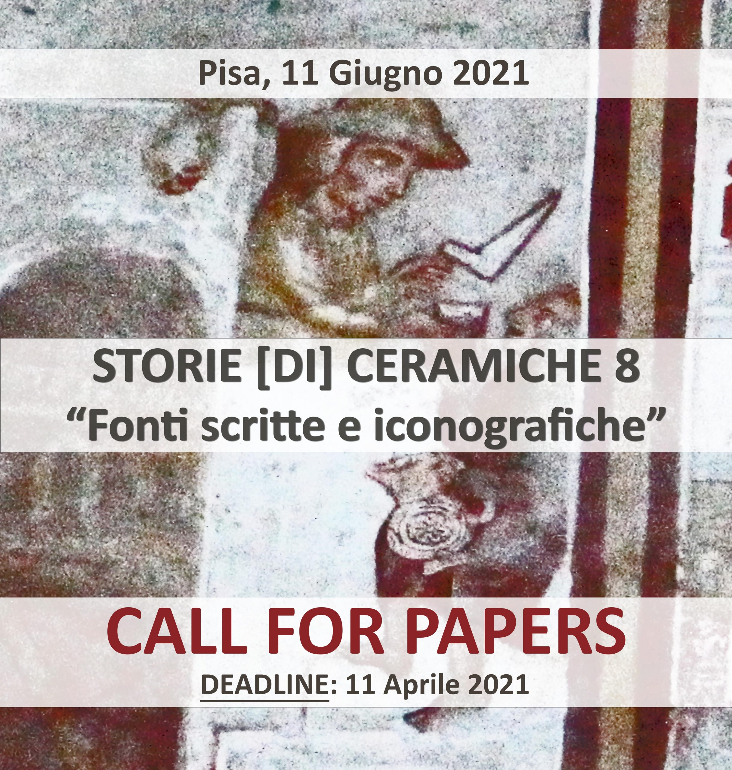Call for papers, Storie [di] ceramiche 8.