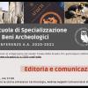 Editoria e comunicazione, conferenza di Andrea Augenti, 2021.