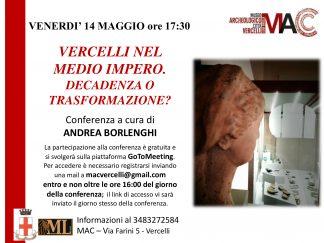 Museo del territorio: la cultura del genius loci, conferenza.