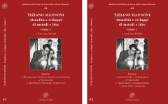 Tiziano Mannoni, Tomo 1 e 2, copertine.