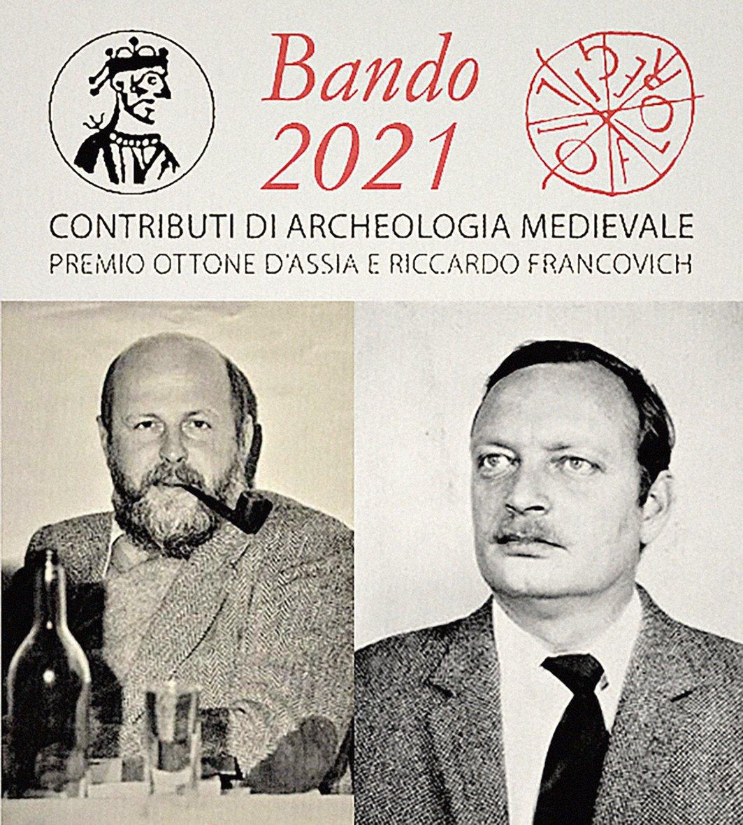 Premio SAMI, bando 2021.
