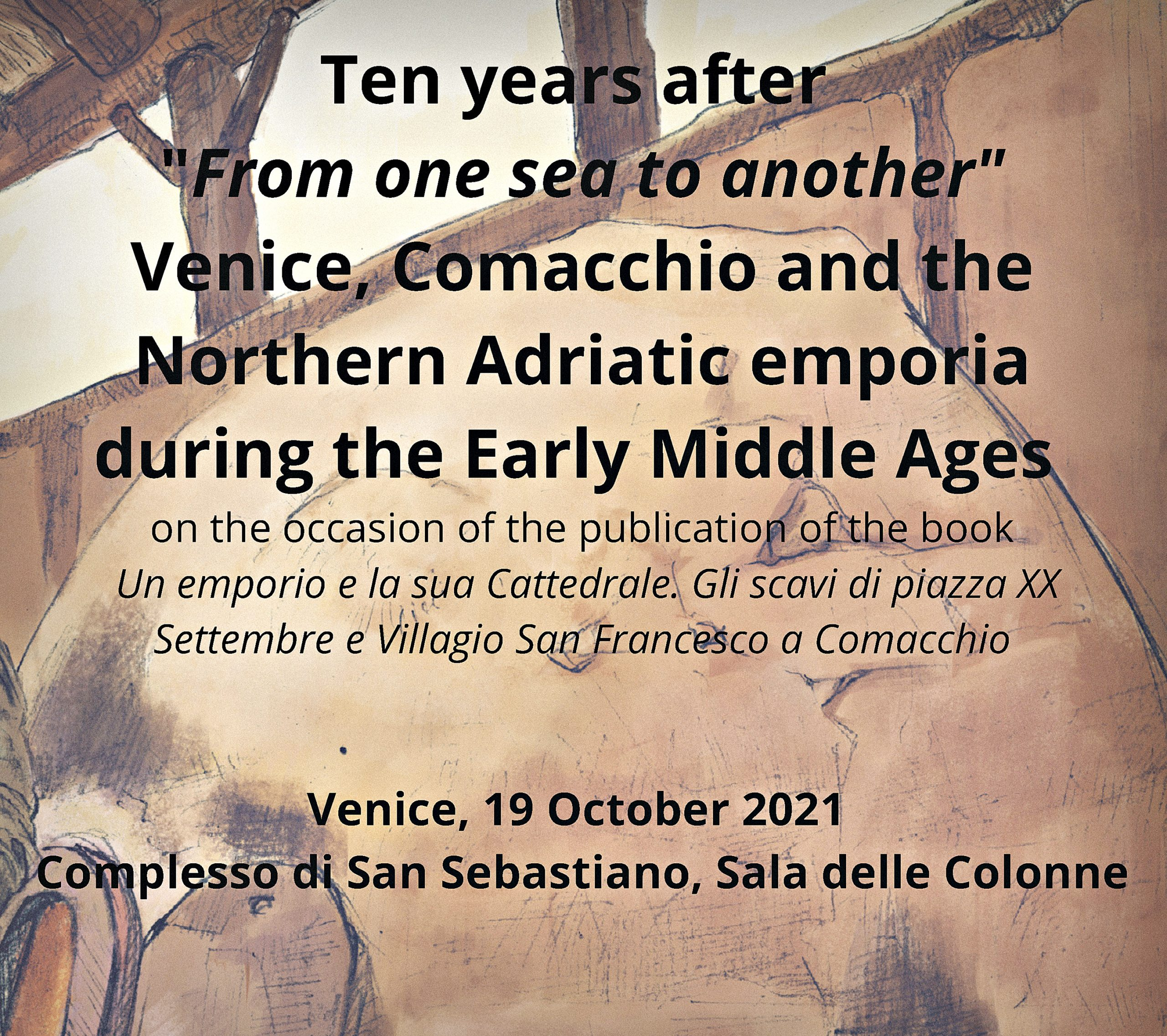 Ten Years After, Comacchio.